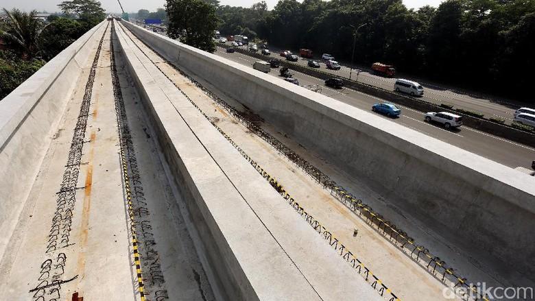Ada Investor Singapura yang Minat Danai Proyek LRT Jabodebek