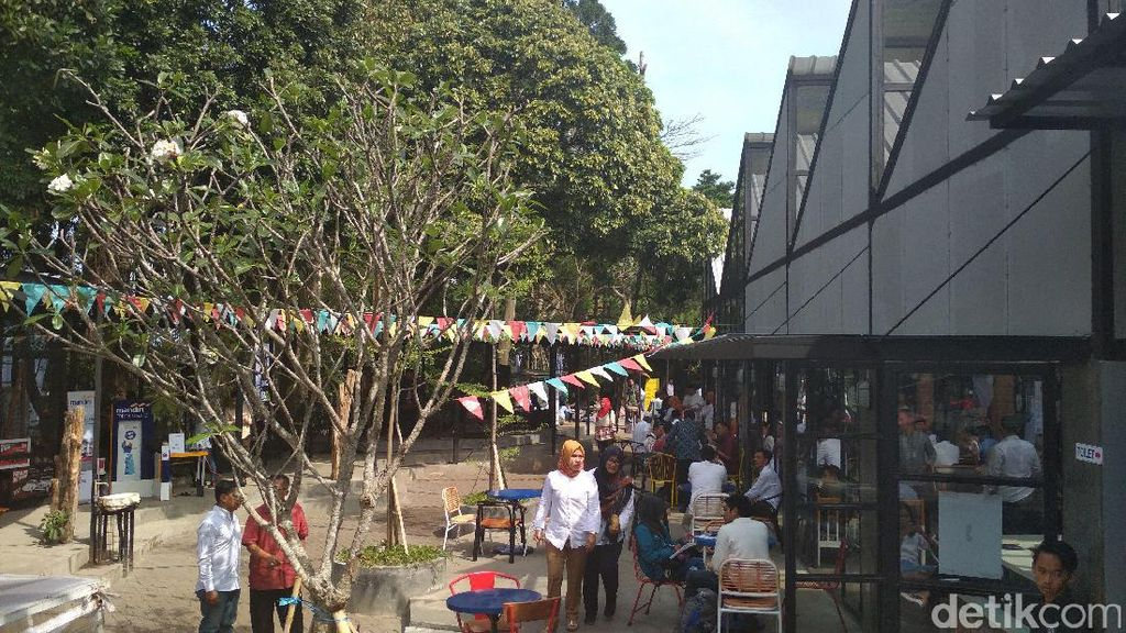 Video: Banyu Leisure Park, Ruang Terbuka Baru di Bandung