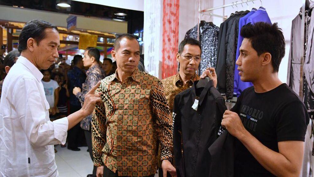 Selain ke Rapimnas Hanura, Jokowi Akan ke Museum Seni di Bali