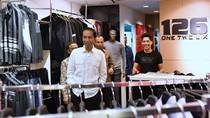 Tiba di Bali, Jokowi Sambangi Mal dan Bikin Kaget Turis