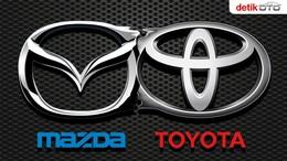 Toyota: Aliansi dengan Mazda Tak Terlalu Berpengaruh di Indonesia
