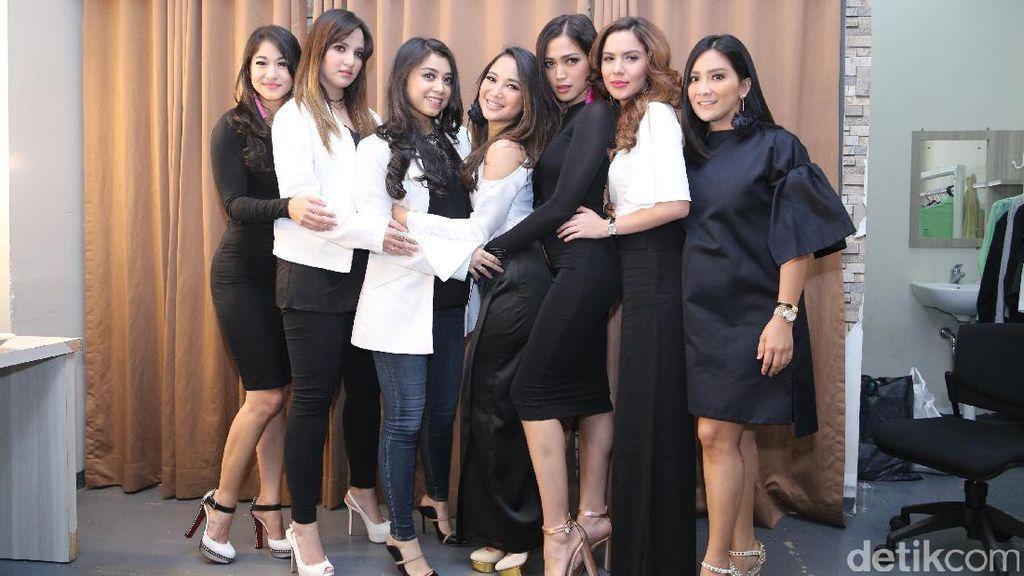 Tak Cuma Hidup Sehat, Girls Squad Bakal Jualan Bakso Sehat