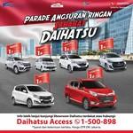 Daihatsu Sambut Kemerdekaan dengan Parade Angsuran Bersahabat