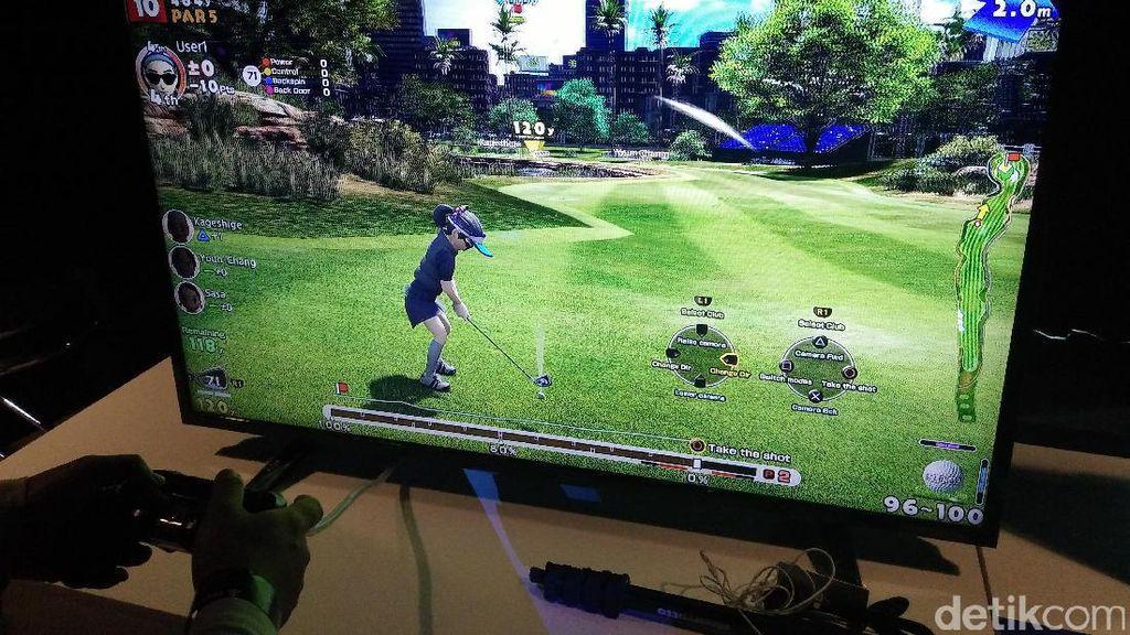 Ramai-ramai Jajal Game di PlayStation Experience
