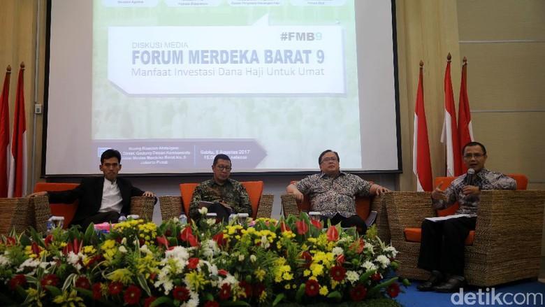 Diskusi Pengelolaan Dana Haji