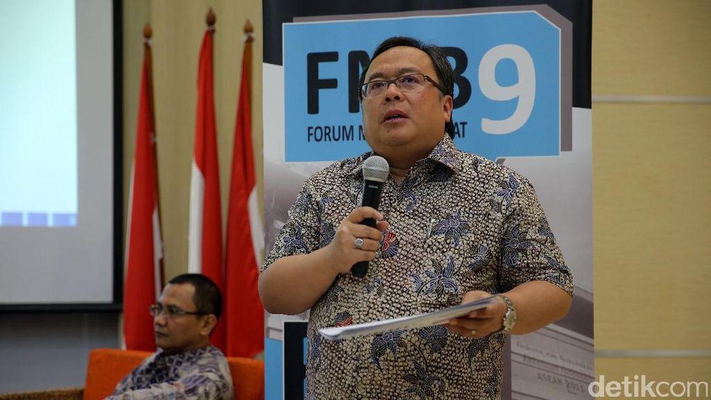 Kepala Bappenas Jelaskan Manfaat Investasi Dana Haji