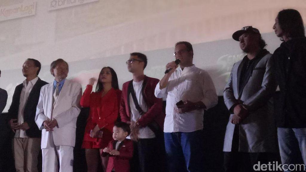 Apresiasi Anies Baswedan pada Film Rafathar