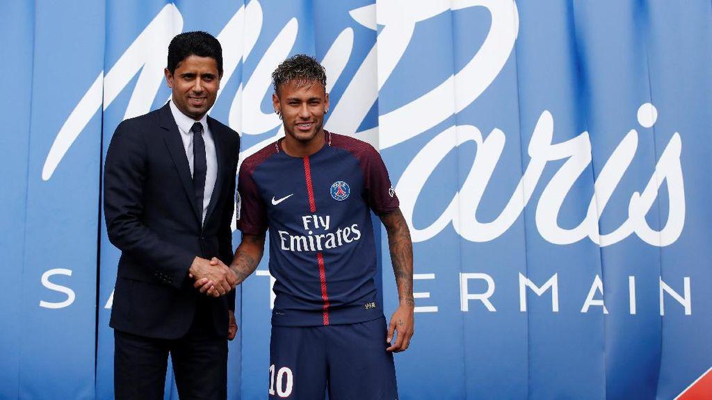 Beli Neymar Rp 3,5 Triliun, PSG Raup Rp 15,6 Miliar Sehari