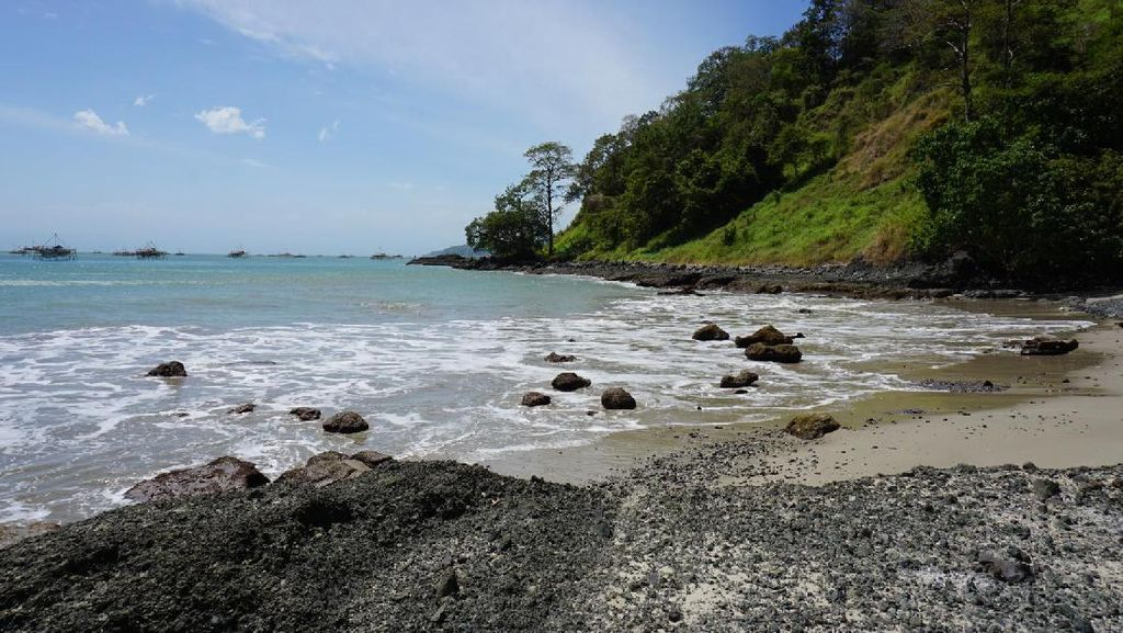 Pulau Kunti yang Tak Seseram Namanya