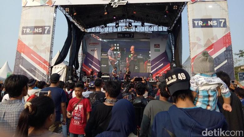Trans 7 Gelar Nobar MotoGP Lagi, Kini di Bekasi