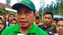 Marwan Jafar Minta Kelestarian Hutan Desa di Gunung Slamet Dijaga