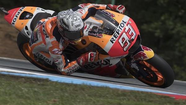 Marquez Berjaya di Brno, Honda Finis 1-2