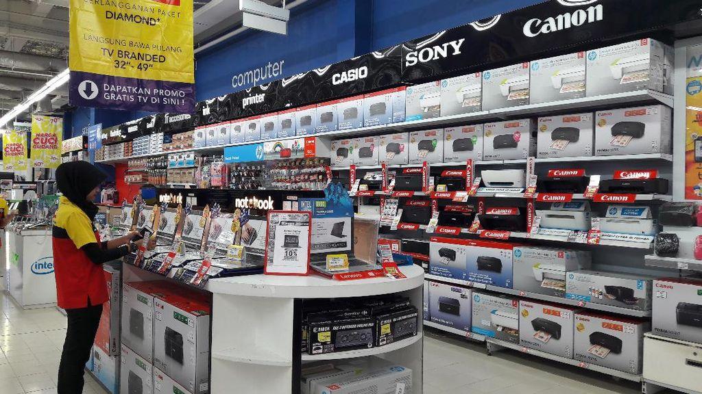 Dapatkan Segera Promo Laptop hingga TV di Transmart Carrefour