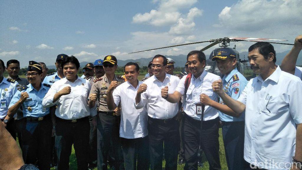AP II Siapkan Dana Rp 350 M Kembangkan Bandara Purbalingga