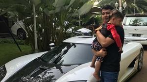 Ngetes Banyak Mobil Mewah, Raffi Ahmad Mau Beli Kalau Cocok