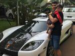 Mobil Mewah Raffi Ahmad Bakal Disita Jika Tak Segera Bayar Pajak