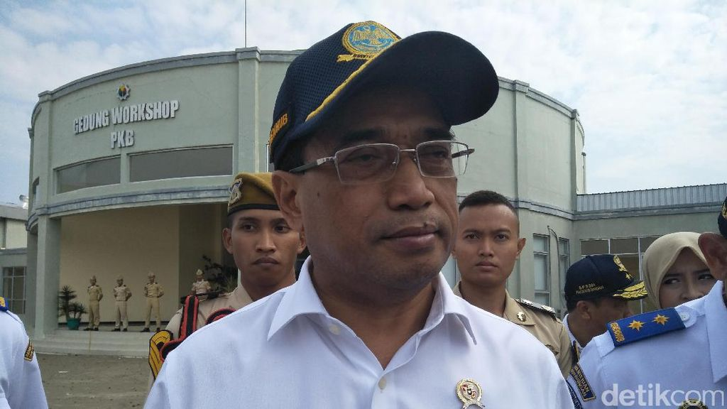 Ini Langkah Menhub Kebut Proyek Patimban dan Kereta Cepat JKT-SBY