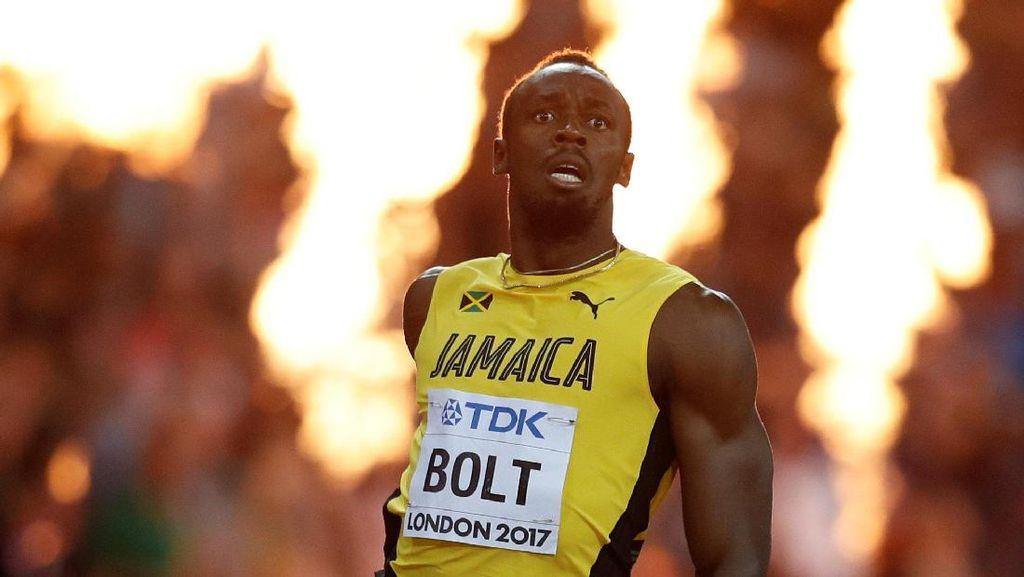 Usain Bolt Bukan Manusia Tercepat di Dunia Lagi