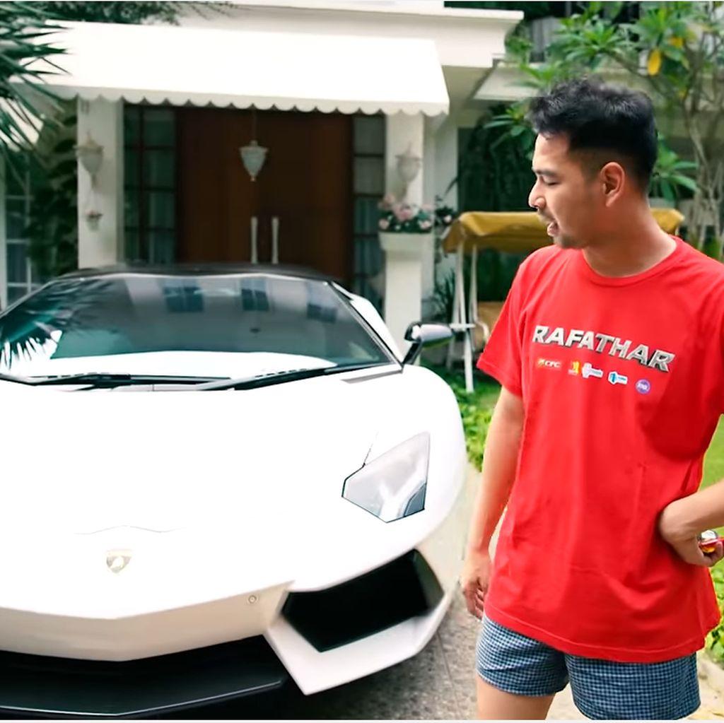Ditagih Pajak Kendaraan Mewah, Raffi Ahmad Akan Segera Bayar