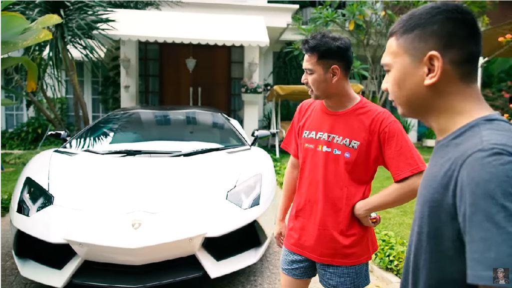 Dear Raffi Cs, Petugas Beri Waktu Sampai 31 Agustus Bayar Pajak Kendaraan Mewah