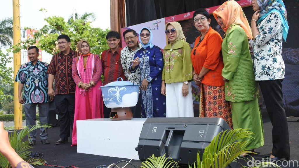 Di Festival Kuliner Nusantara Ini Ada Makanan Khas dari 10 Provinsi
