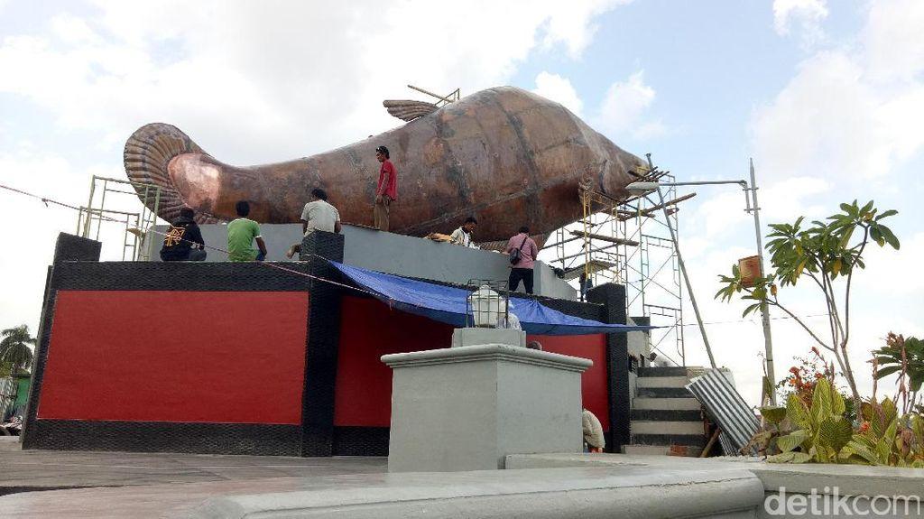 Foto: Calon Ikon Baru Kota Palembang