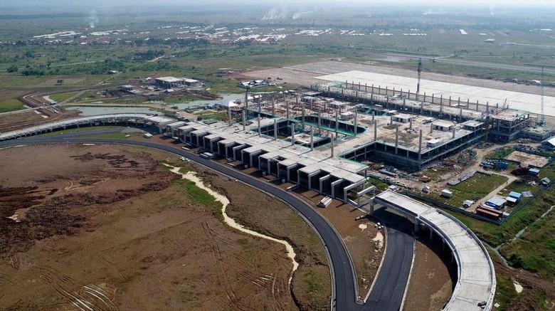 Luhut Minta Bandara Kertajati untuk Berangkat Haji Tahun Depan