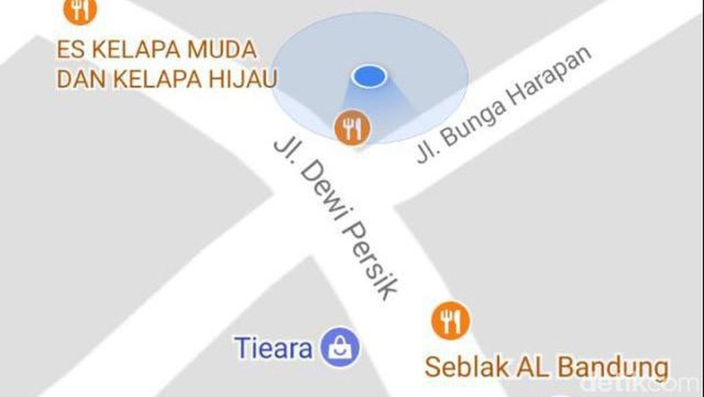 Pemkot Bekasi Kaget Ada Jalan Dewi Persik di Google Maps