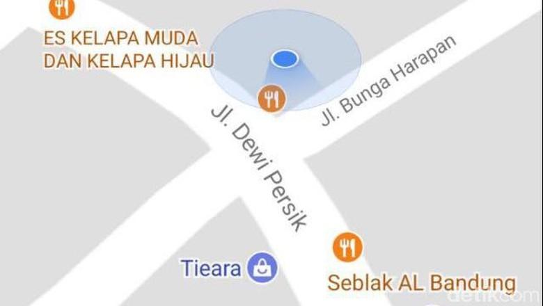 Surati Google via Kominfo, Pemkot Bekasi Protes Jalan Dewi Persik