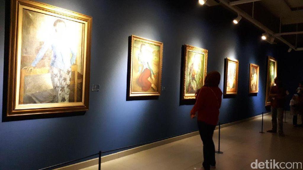 Momen Langka! Ayo Lihat Lukisan Koleksi Istana di Galeri Nasional