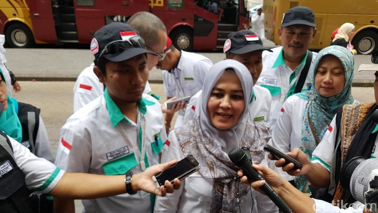 Jemaah Haji Gelombang Kedua Diimbau Mandi Umrah di Embarkasi