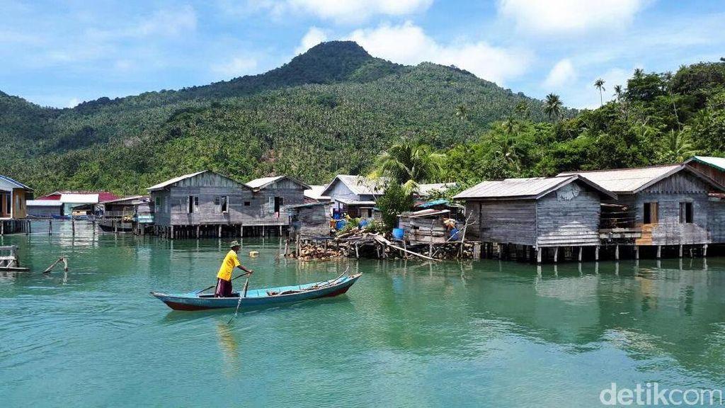 Foto: Keindahan Laut Natuna yang Jadi Primadona Incaran Pencuri Ikan