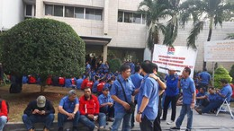 Akhirnya, Ratusan Pegawai JICT Setop Mogok Kerja