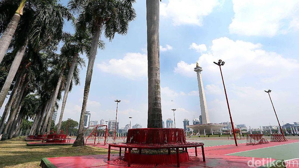 5 Ribu Personel Akan Amankan Countdown Asian Games 2018 Jakarta