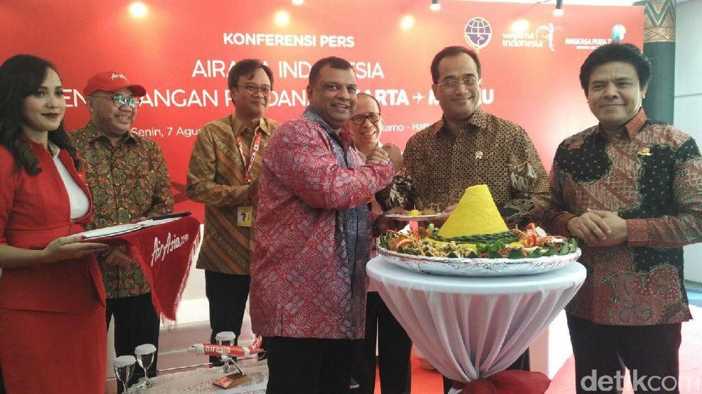 Sah! AirAsia Indonesia Resmi Buka Rute Baru Jakarta-Makau