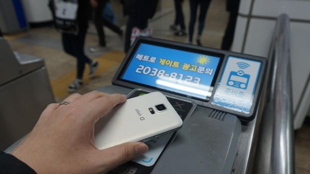 Mengintip MRT di Seoul yang Serba Canggih