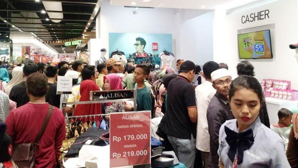 Promo Elektronik & Fashion Seru di Transmart Carrefour Mataram