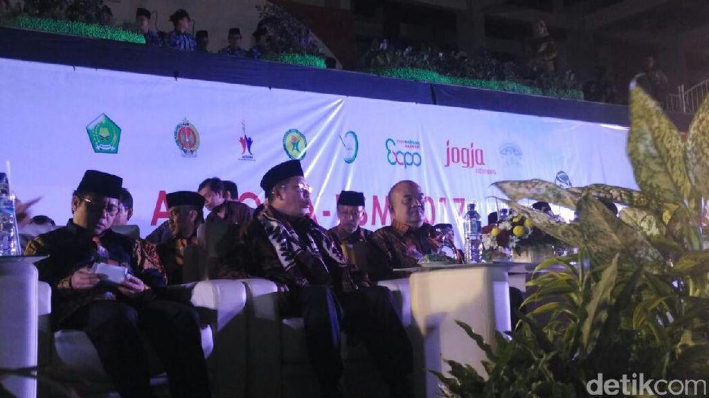 Menteri Lukman Ajak Siswa Madrasah Teladani Ki Hajar Dewantara