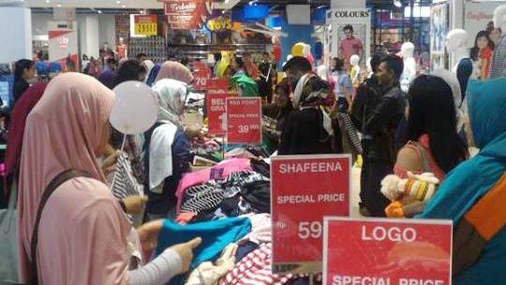 Promo Seru Toko Baru di Transmart Carrefour TSM Bandung