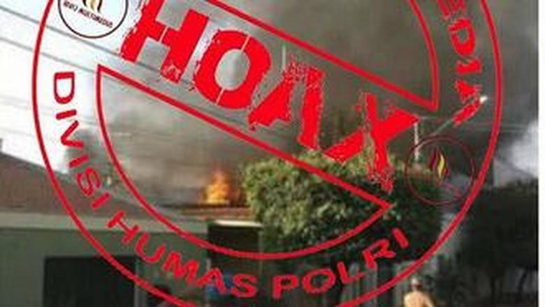 Viral Helikopter Jatuh Timpa Rumah Warga Bekasi, Polisi: Itu Hoax
