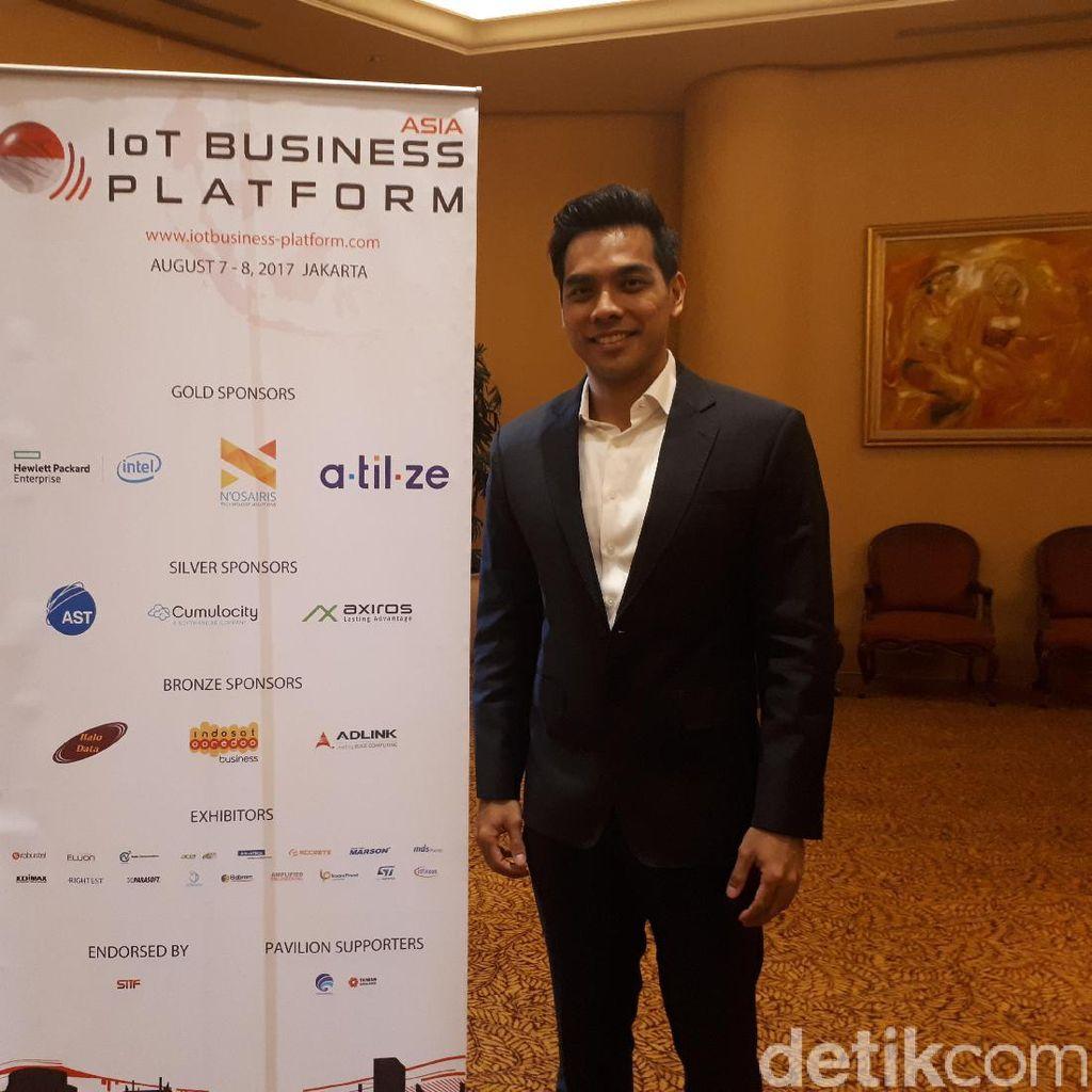 Indonesia Terus Jadi Incaran Internet of Things