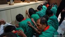 Polres Jakbar Tangkap 29 Orang di Cengkareng Terkait Sabu 60 Kg