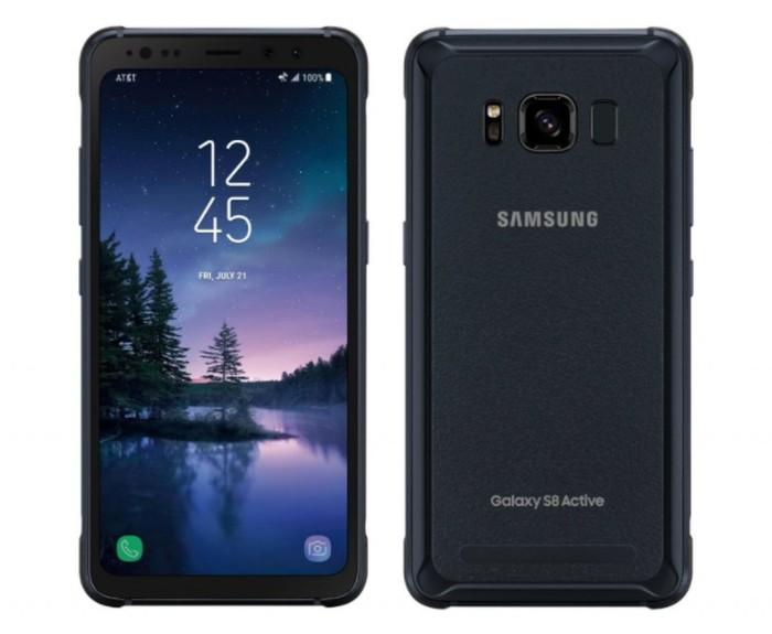 Galaxy S8 Active. Foto: Samsung