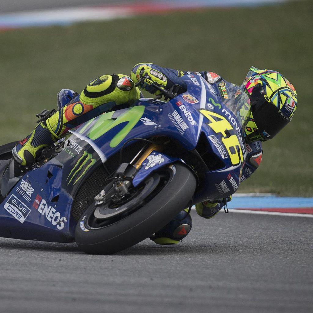 Tantangan Naik Podium di Red Bull Ring untuk Rossi