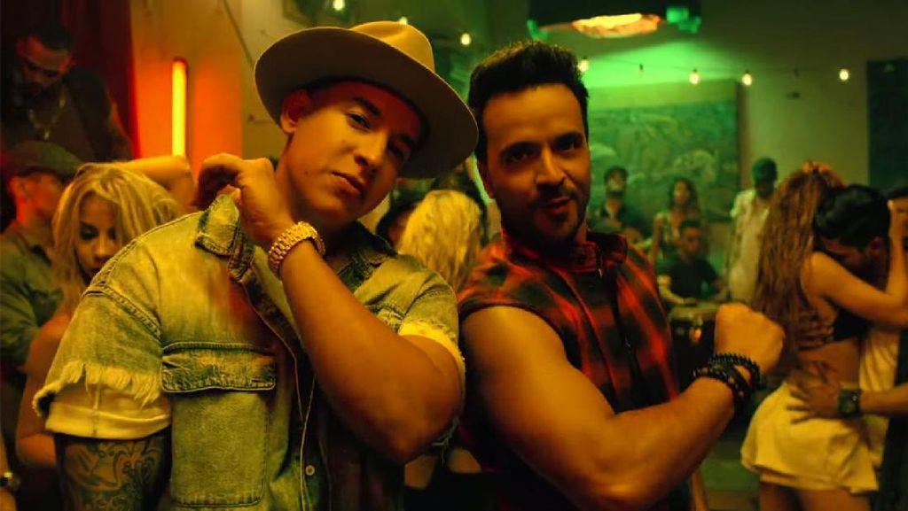 Video Klip Despacito dan La Perla di Mata Carlos Perez