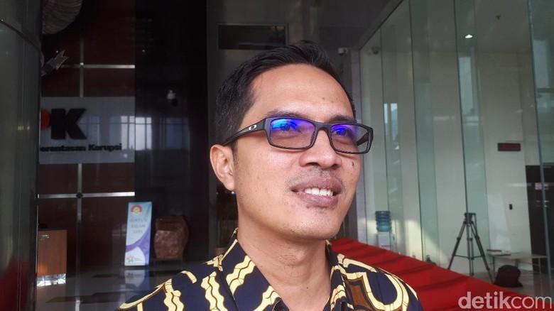 KPK Tegaskan Kehadiran Dirdiknya ke - Jakarta Kehadiran Direktur Penyidikan KPK Aris Budiman memenuhi undangan Pansus Hak Angket diakui tanpa seizin pimpinan KPK pun