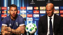 Mourinho Menang Pengalaman, Zidane Lebih Hangat di Ruang Ganti