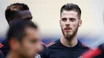Agar De Gea Tak Tertarik Rayuan Real Madrid