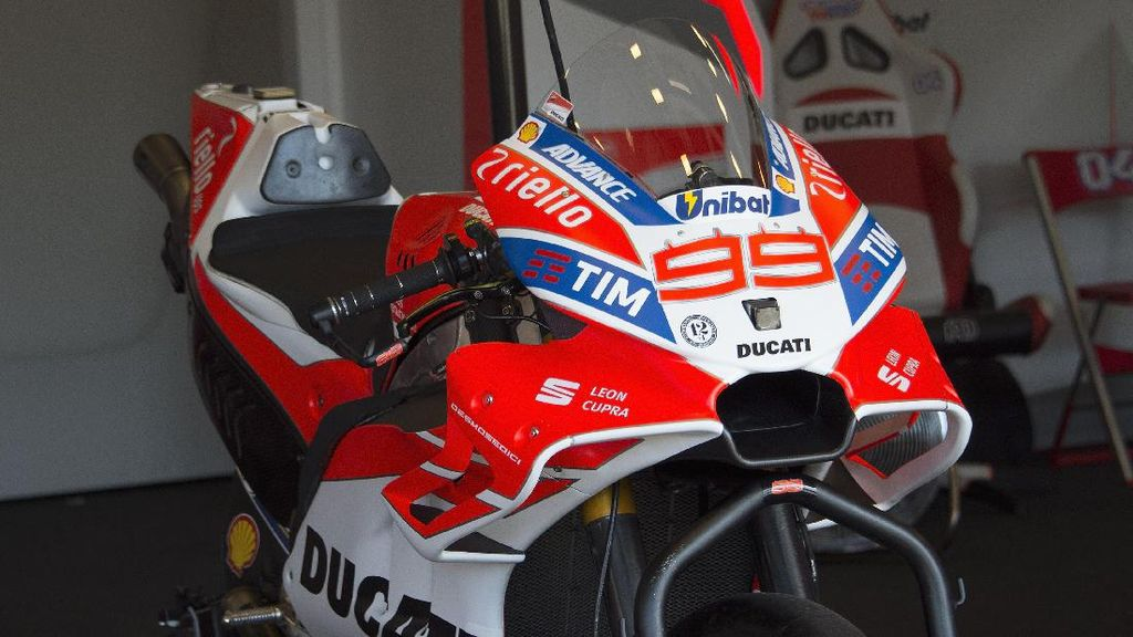 Ducati Pakai Fairing Baru di MotoGP, Bikin Tambah Cepat?