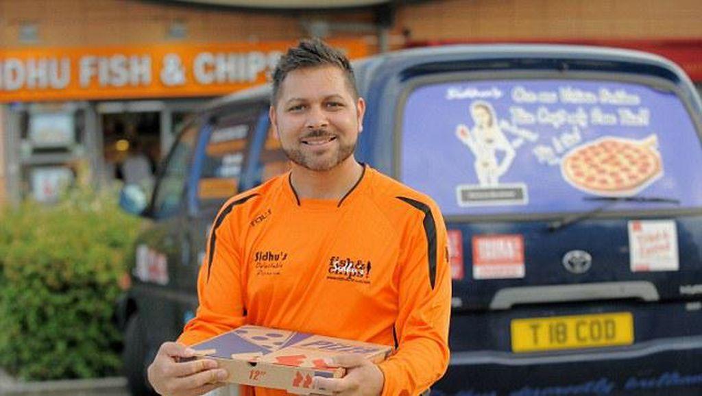 Victoria Beckham Tuntut Perusahaan Pizza yang Gunakan Karikatur Dirinya
